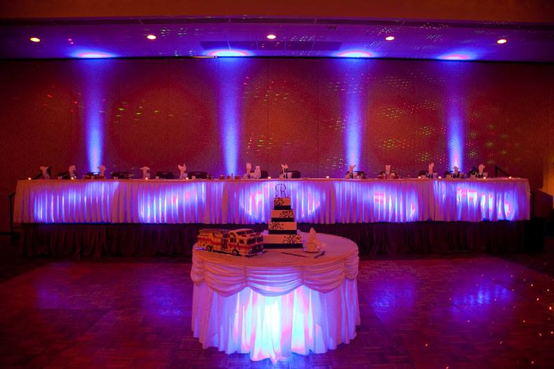 Up Lighting For Your Wedding Or Event Columbus Ohio Dj