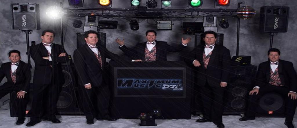 Maximum Music DJ corporate dj