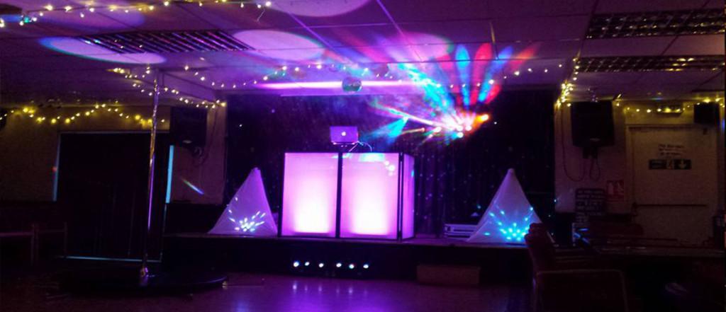 Maximum Music DJ event dj